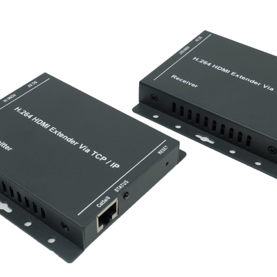 200M H.264 HDMI Extender over TCP/IP