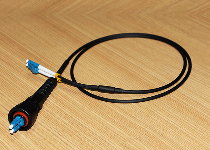 ODVA-LC Fiber Patch Cable